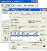 MP3 Splitter & Joiner - split and merge MP3 files